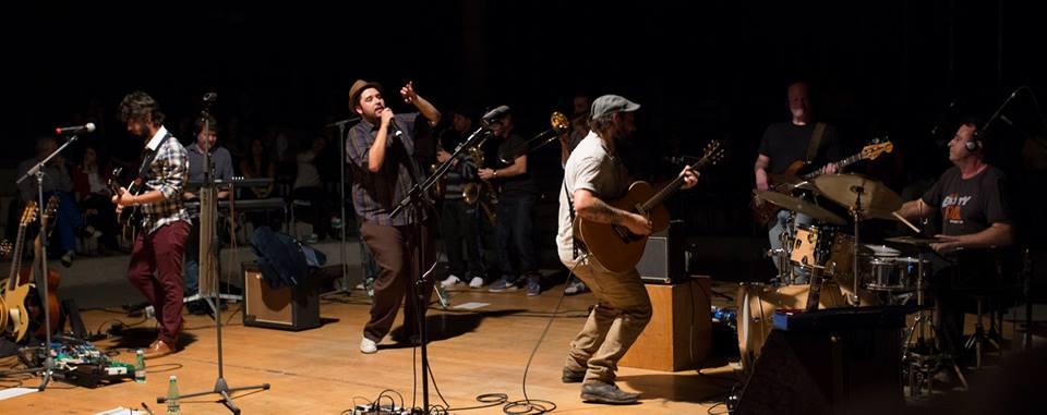 Projeto Capela no Teatro Tucarena (18.08.2014) / Foto: Bruno Diniz