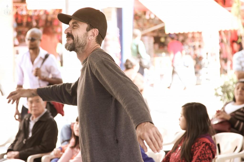 """""""Carcará"""" levantou a galera no show em Osasco l 31.07.2014 l Foto: Instinto Coletivo"""