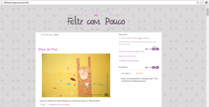 DiasDePaz_FelizComPouco