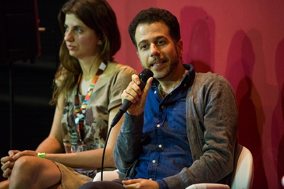 Felipe Simas e Heloisa Aidar na SIM / Foto por SIM São Paulo 2014