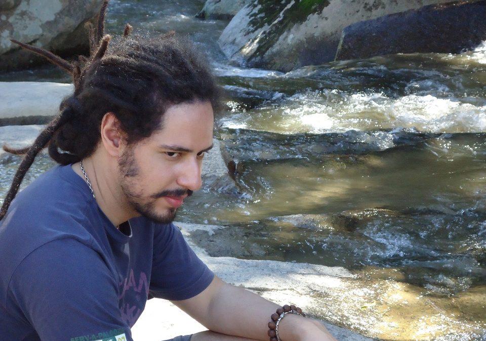 Água fonte da vida e inspiração