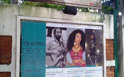 Théo é destaque na programação do Circuito Cultural SP 2016
