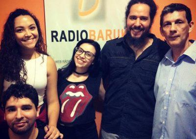 Théo na estreia do Palco Alternativo – Rádio Baruk Fm