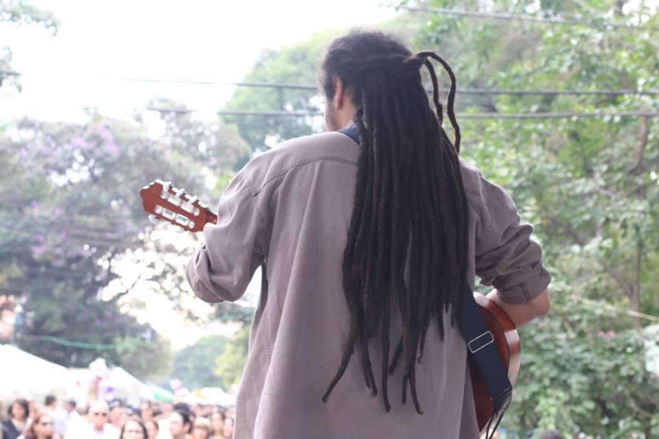 Apresentação na 27ª Feira de Artes da Vila Pompéia (18.05.2014)
