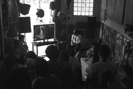 """Pré-lançamento vídeo clipe """"Dias de Paz"""" / Foto por Ciro Neves"""
