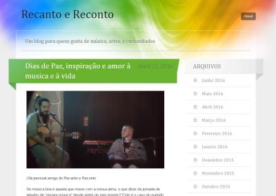 """Show """"DIAS DE PAZ + ARTE"""" encanta e inspira blogueira cultural"""