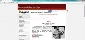 showteatroflávioimpério_programação_prefeitura