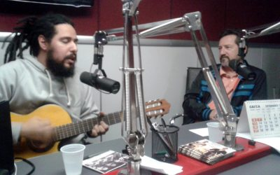Théo na Rádio Brasil Atual