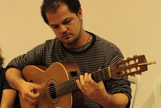 Daniel Conti (por Priscila Cunha)