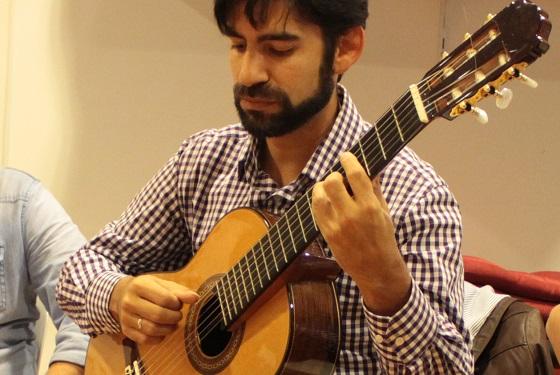 Luis Aranha (por Priscila Cunha)