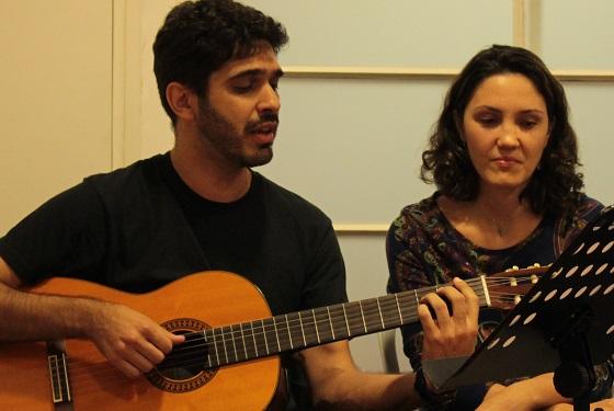 Rodrigo e Tânia (por Priscila Cunha)